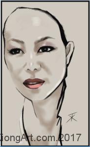 Auto-portrait 7