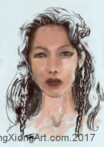 Auto-portrait 3