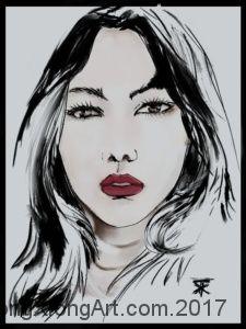Auto-portrait 6
