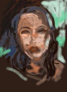Auto-portrait 1